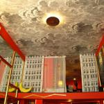 Обои для стен Cole and Son Classix II FORNASETTI SHOWROOM IN MILAN 2