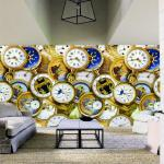 Обои для стен Atlas Wallcovering Raphael 1 ROOMSET 1026  WATCHES NET