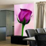 Обои для стен Atlas Wallcovering Raphael 1 ROOMSET 1075  ROSE NET